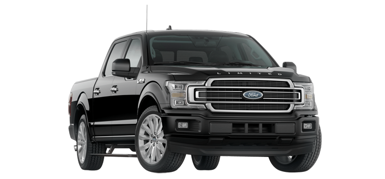 2018 Ford F-150 SuperCrew 5.5' Box Limited