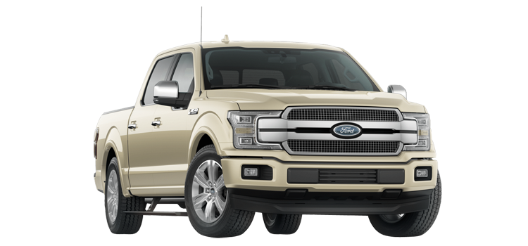 2018 Ford F-150 SuperCrew 5.5' Box Platinum