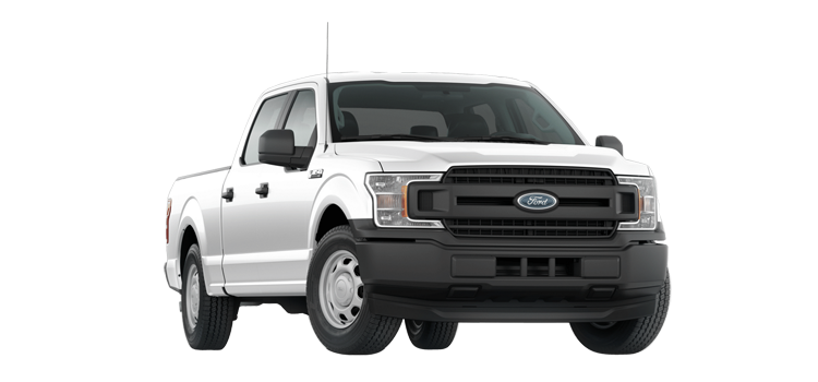 New 2018 Ford F-150 SuperCrew 6.5' Box XL