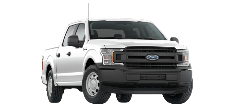 2018 Ford F-150 SuperCrew 5.5' Box XL