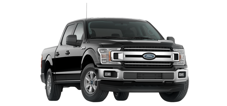 2018 Ford F-150 SuperCrew 5.5' Box XLT