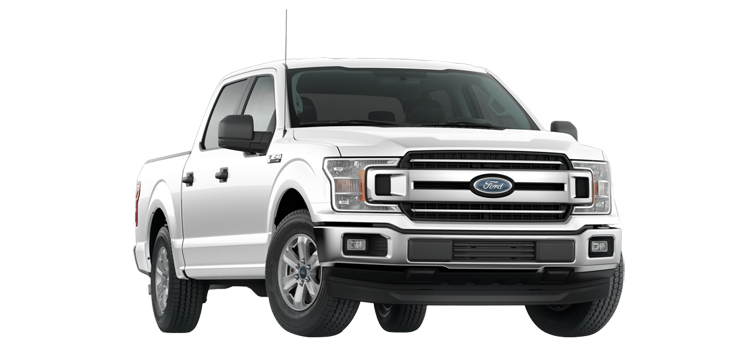 New 2018 Ford F-150 SuperCrew 5.5' Box XLT