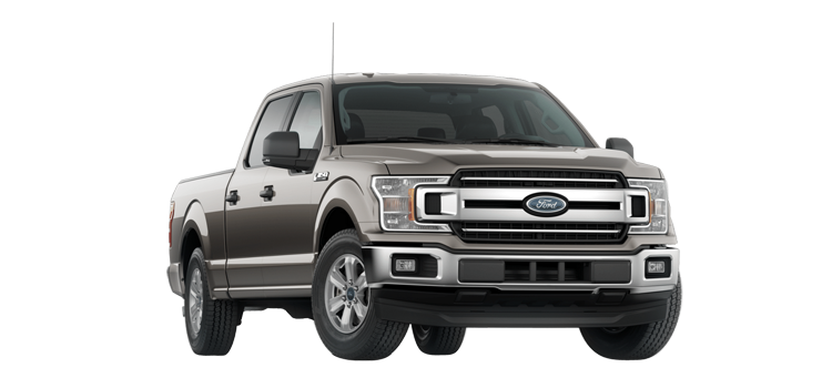 2018 Ford F 150 Supercrew 6 5 Box Xlt 4 Door 4wd Pickup