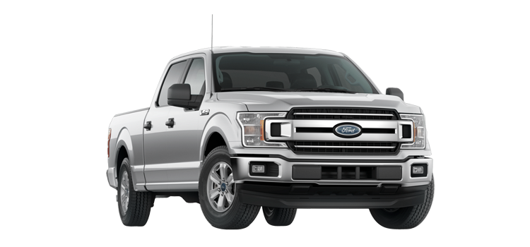 2018 Ford F-150 SuperCrew 6.5' Box XLT