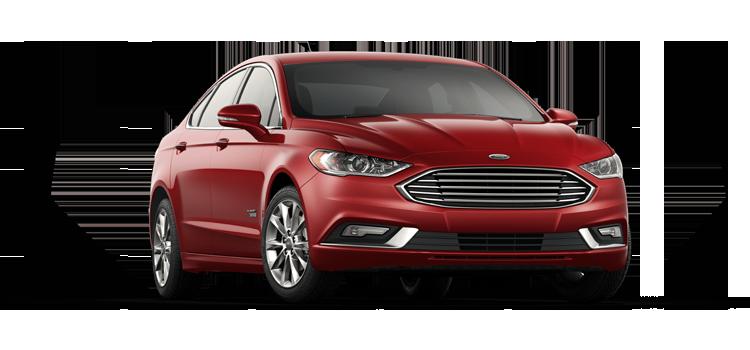 2018 Ford Fusion Energi Plug-In Hybrid