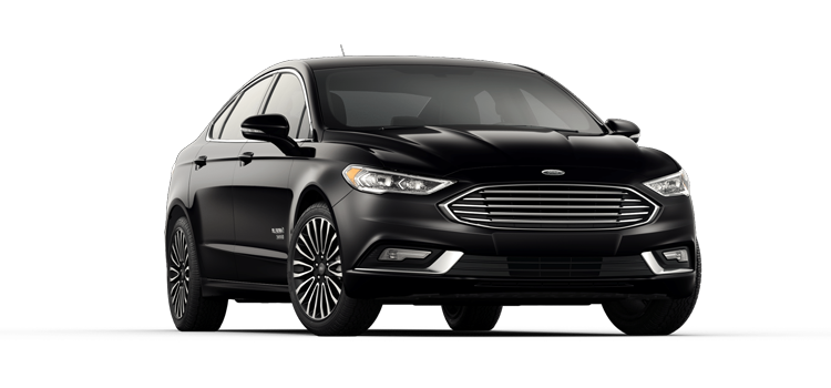 2018 Ford Fusion Hybrid Titanium 4 Door Fwd Sedan Options