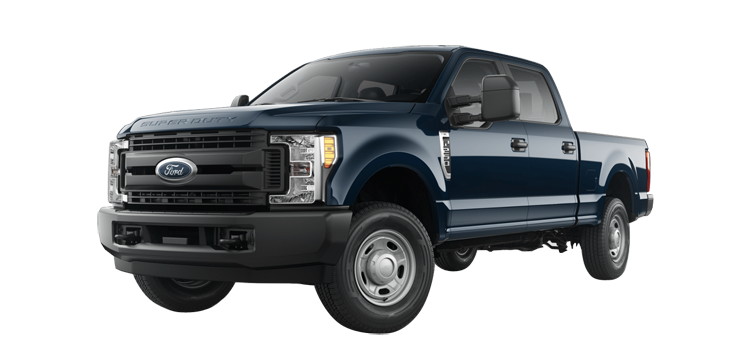 2018 Ford Super Duty F-250 Crew Cab 6.75' Box XL