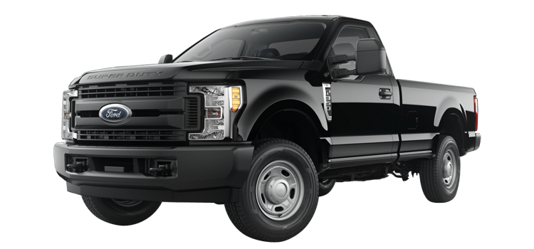 2018 Ford Super Duty F-350 Regular Cab XL