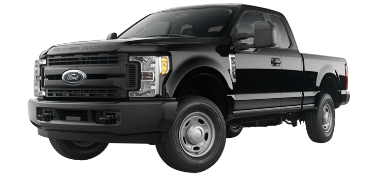 2018 Ford Super Duty F-350 SuperCab XL