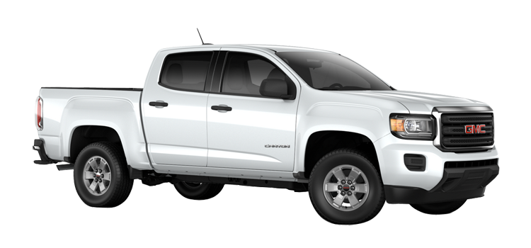 2018 GMC Canyon Crew Cab