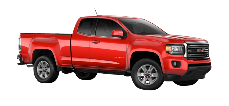 2018 gmc canyon extended cab at demontrond auto group. Black Bedroom Furniture Sets. Home Design Ideas