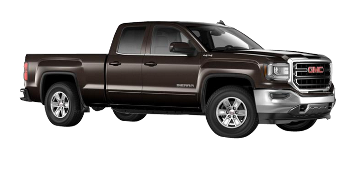 2018 gmc sierra 1500 double cab at demontrond auto group. Black Bedroom Furniture Sets. Home Design Ideas