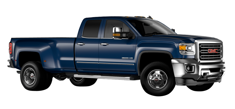 2018 GMC Sierra 3500 HD DRW Double Cab