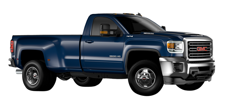 2018 GMC Sierra 3500 HD DRW Regular Cab