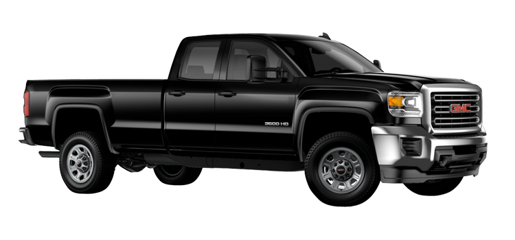 2018 GMC Sierra 3500 HD SRW Double Cab