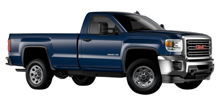 2018 GMC Sierra 3500 HD SRW Regular Cab