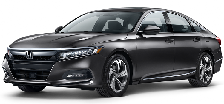 2018 Honda Accord Sedan 1.5T L4 with Leather EX-L