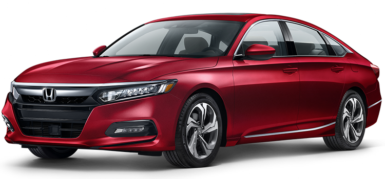 2018 Honda Accord Sedan 1.5T L4 EX