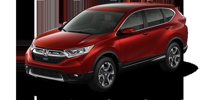 2018 Honda CR-V EX 4D Sport Utility