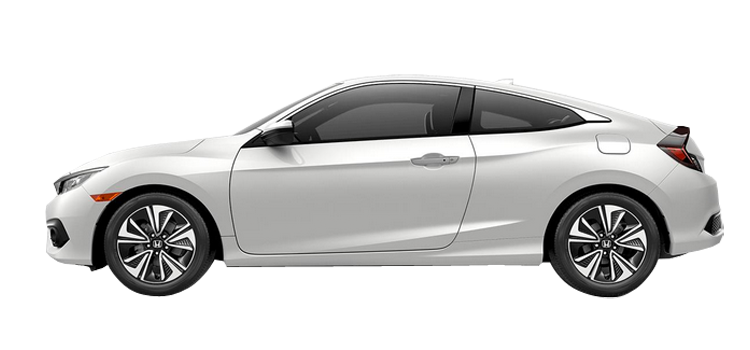 2018 Honda Civic Coupe 1.5T L4 With Leather EX-L