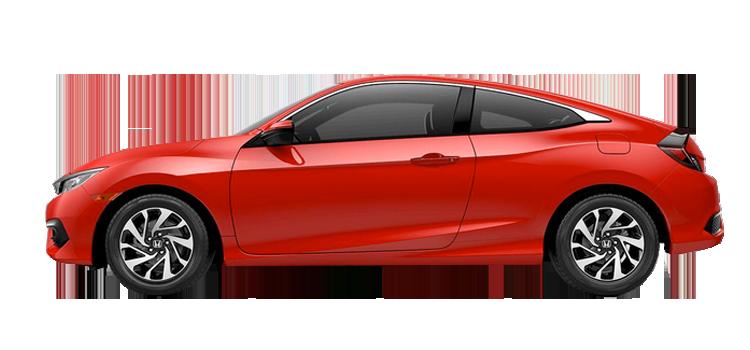 2018 Honda Civic Coupe 2.0 L4 PZEV LX P 2 Door FWD Coupe StandardEquipment