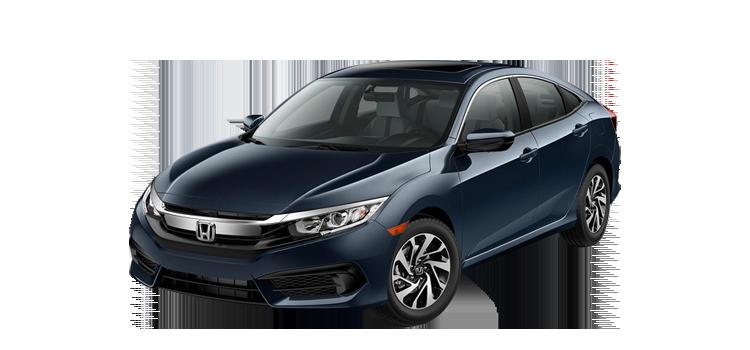 2018 Honda Civic Sedan 2.0 L4 EX