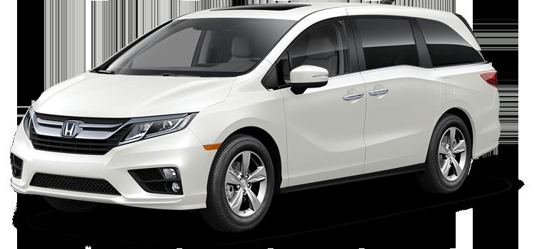2018 Honda Odyssey EX-L 4D Passenger Van