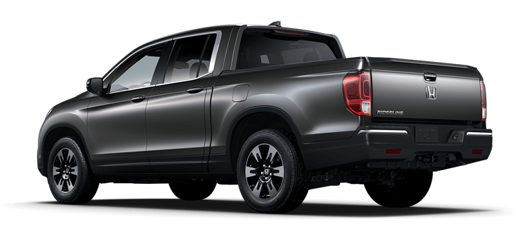 2018 Honda Ridgeline With Leather and Navigation RTL-T