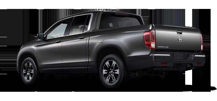 2018 Honda Ridgeline With Leather RTL