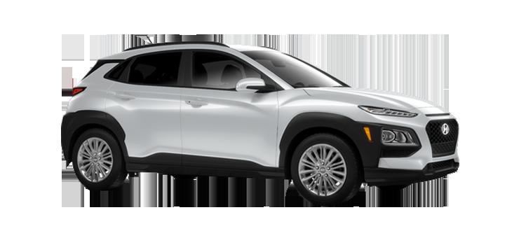 2018 Hyundai Kona SEL 4D Sport Utility