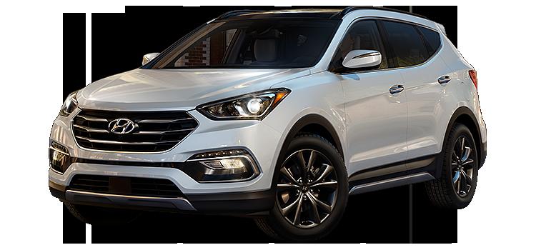 2018 Hyundai Santa Fe Sport 2.4  4D Sport Utility