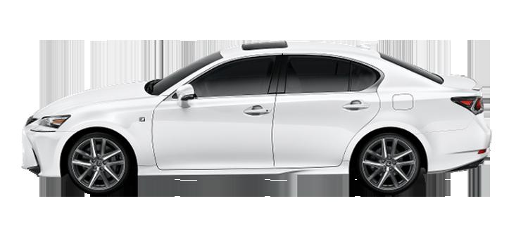 2018 Lexus GS F SPORT 350