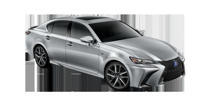 2018 Lexus GS Hybrid