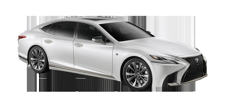 2018 Lexus LS 500 LS 500 F-Sport