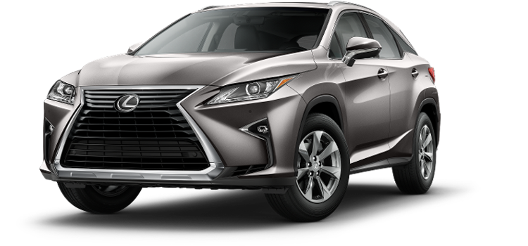 2018 Lexus Rx 350 4 Door Awd Suv Colors