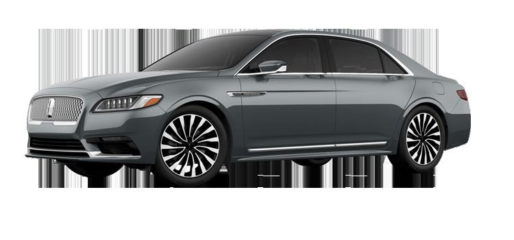 2018 Lincoln Continental Black Label Fwd 4 Door Fwd Sedan