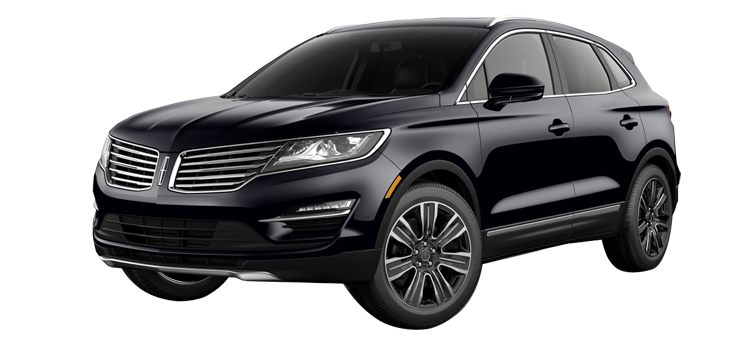 2018 LINCOLN MKC Black Label