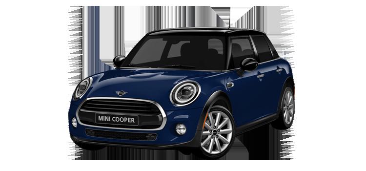 2018 MINI Cooper 4-Door Hardtop