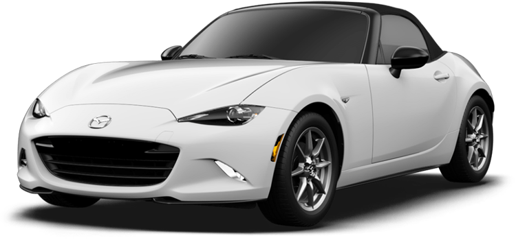 2018 Mazda MX 5 Miata Soft Top, Manual Sport 2 Door RWD Convertible  StandardEquipment