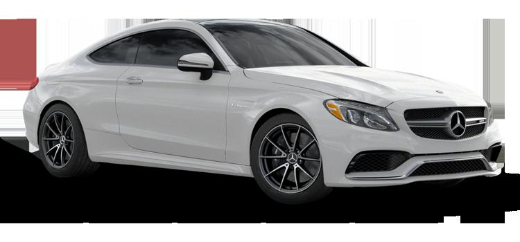 2018 Mercedes Benz C Class Coupe AMG® C 63 2 Door RWD Coupe  StandardEquipment