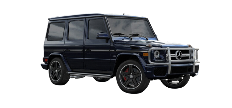 2018 Mercedes-Benz G-Class AMG® G63 4-Door AWD SUV