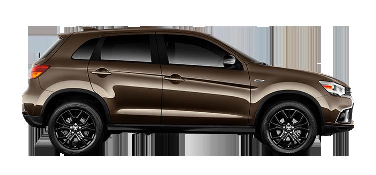 2018 Mitsubishi Outlander Sport Le 4 Door Awd Crossover