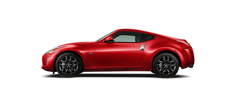 2018 Nissan 370Z Coupe at Mike Smith Nissan: The 2018 Nissan 370Z Coupe