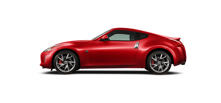 2018 Nissan 370Z Coupe 3.7L Manual Sport