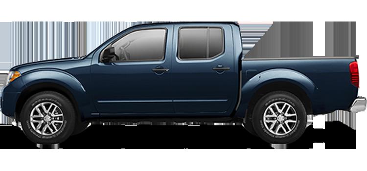 2018 Nissan Frontier Crew Cab