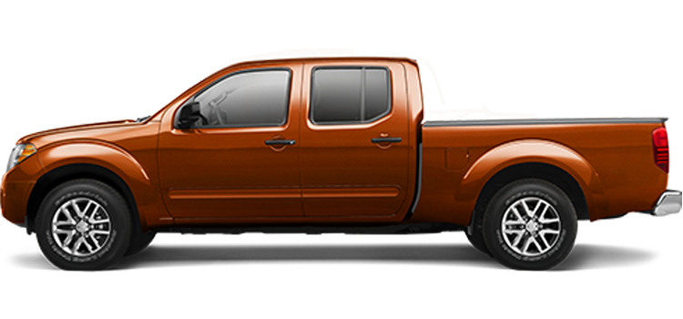 2018 Nissan Frontier Crew Cab 4.0L Automatic Long Bed SV
