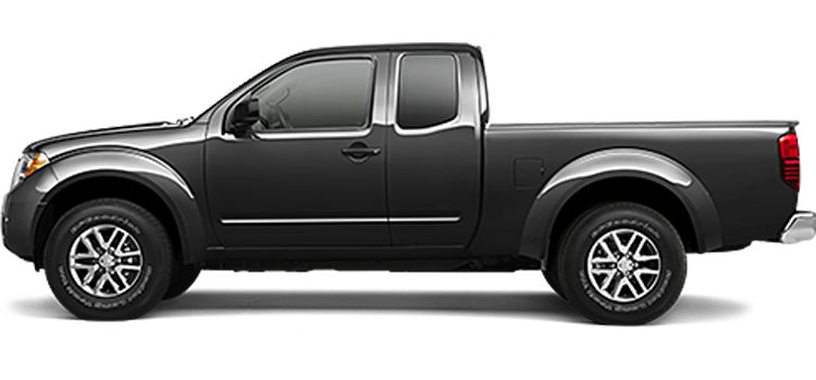 2018 Nissan Frontier King Cab 4.0L Automatic SV