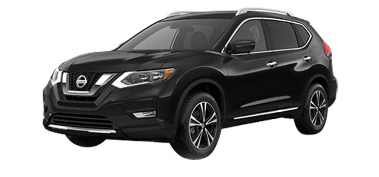 Used 2018 Nissan Rogue SL w/ PLATINUM PACKAGE $21,500 00