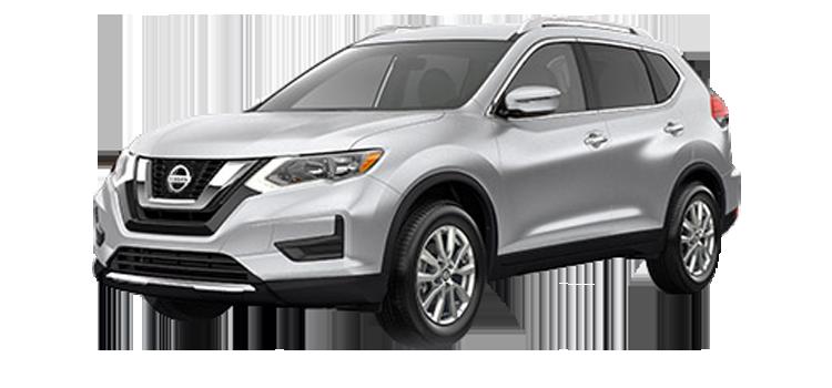 New 2018 Nissan Rogue 2 5L I4 SV $25 173 VIN 5N1AT2MV0JC