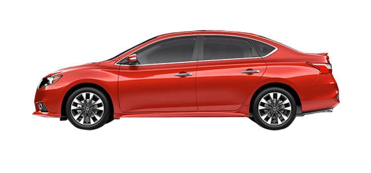 2018 Nissan Sentra Xtronic CVT SR